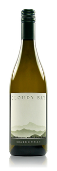 Cloudy Bay Chardonnay Marlborough New Zealand