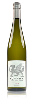 Koyama Tussock Terrace Vineyard Riesling Waipara New Zealand