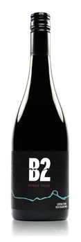 2015 Brennan B2 Pinot Noir Gibbston Valley Central Otago New Zealand