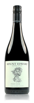 Mount Edward Estate Pinot Noir Central Otago New Zealand