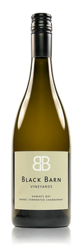 Black Barn Barrel Fermented Chardonnay Hawke's Bay New Zealand