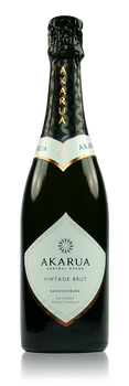 Akarua Vintage Brut Central Otago New Zealand