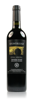 Stonyridge Luna Negra Waiheke Island New Zealand