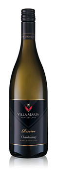 Villa Maria Reserve Marlborough Chardonnay New Zealand