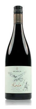 Akarua 'Kolo' Single Vineyard Pinot Noir Central Otago New Zealand
