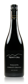 Trinity Hill Gimblett Gravels Tempranillo Hawke's Bay New Zealand