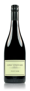 Coxs' Vineyard Pinot Noir Gibbston Valley Central Otago New Zealand