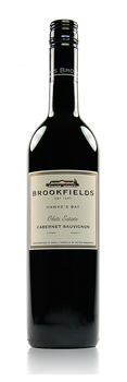 Brookfields Ohiti Cabernet Sauvignon Hawke's Bay New Zealand
