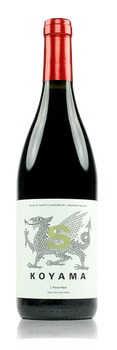 "Koyama Williams' ""S"" Vineyard Pinot Noir Waipara New Zealand"