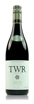 Te Whare Ra Single Vineyard 5182 Pinot Noir Marlborough New Zealand