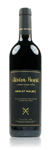 Crown Range Cellar The Stolen Heart Merlot Malbec Hawke's Bay New Zealand