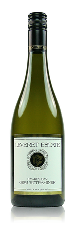 Leveret Estate Gewurztraminer Hawkes Bay New Zealand