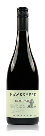 Hawkshead Bannockburn Pinot Noir Central Otago New Zealand