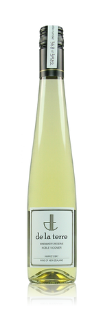 de la terre Noble Viognier Hawke's Bay New Zealand
