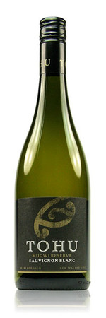 Tohu Mugwi Reserve Sauvignon Blanc Marlborough New Zealand