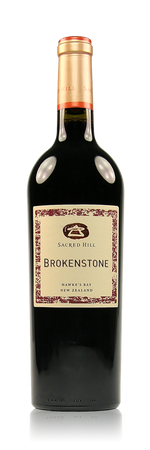 Sacred Hill Brokenstone Hawke's Bay New Zealand