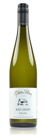 Gibbston Valley Red Shed Riesling Central Otago New Zealand
