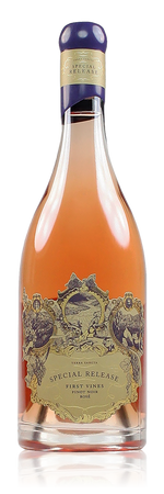 Terra Sancta Special Release First Vines Pinot Noir Rose Central Otago New Zealand