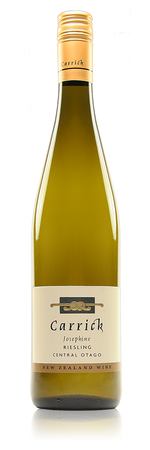 2018 Carrick Josephine Riesling Bannockburn New Zealand