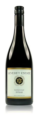 Leveret Estate Syrah Hawke's Bay New Zealand
