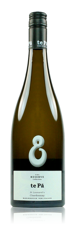 te Pā Reserve St Leonard's Chardonnay Marlborough New Zealand