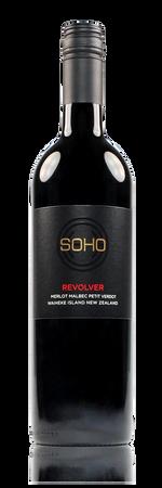 Soho Revolver Merlot Cabernet Franc Malbec Waiheke Island New Zealand