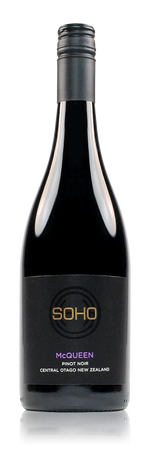 Soho McQueen Pinot Noir Central Otago New Zealand