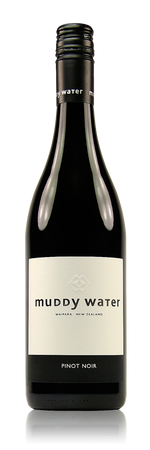 Muddy Water Pinot Noir Waipara New Zealand