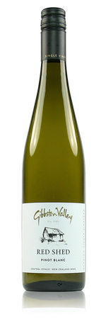 Gibbston Valley Red Shed Pinot Blanc Central Otago New Zealand