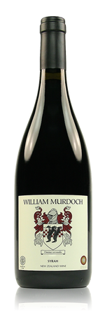 William Murdoch Syrah Gimblett Gravels Hawke's Bay New Zealand