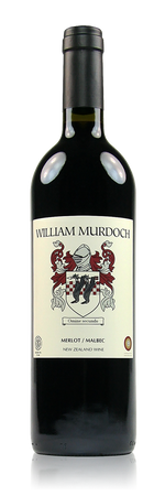William Murdoch Merlot Malbec Gimblett Gravels Hawke's Bay New Zealand