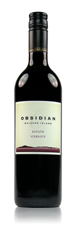 Obsidian Estate Vitreous Waiheke Island New Zealand