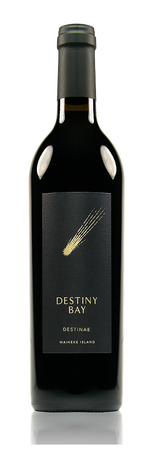 2015 Destiny Bay 'Destinae' Cabernet Merlot Waiheke Island New Zealand