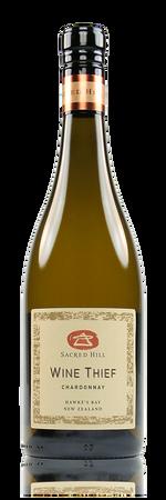 Sacred Hill Wine Thief Chardonnay Hawke's Bay New Zealand