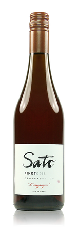 Sato L'atypique Pinot Gris Central Otago New Zealand
