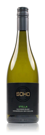 Soho Stella Sauvignon Blanc Marlborough New Zealand