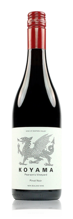 Koyama Pearson's Vineyard Pinot Noir Waipara New Zealand