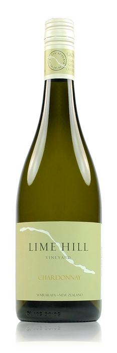 Lime Hill Vineyard Chardonnay Wairarapa New Zealand