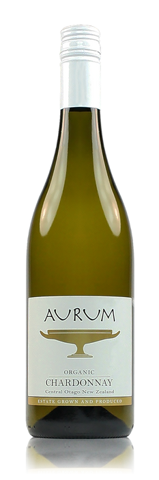 2018 Aurum Organic Chardonnay Central Otago New Zealand