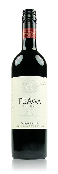 Te Awa Tempranillo Hawke's Bay New Zealand