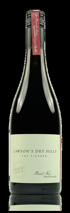 Lawson's Dry Hills Pioneer Pinot Noir Marlborough New Zealand