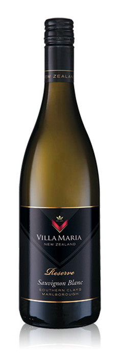 Villa Maria Reserve Southern Clays Sauvignon Blanc Marlborough New Zealand