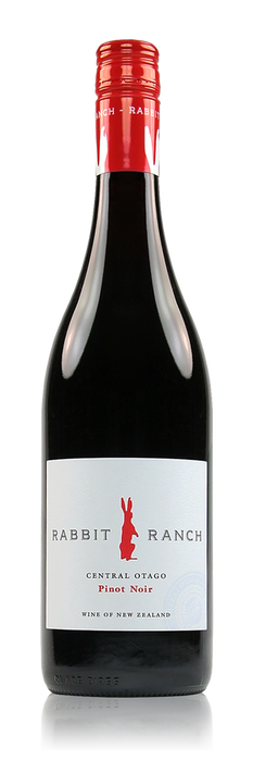 2018 Rabbit Ranch Pinot Noir Central Otago New Zealand