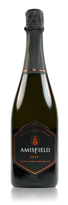Amisfield Brut Methode Traditionelle Central Otago New Zealand