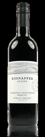 Kidnapper Cliffs Cabernet Sauvignon Merlot Hawke's Bay New Zealand