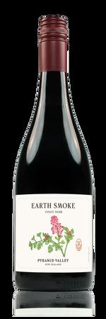 Pyramid Valley Earth Smoke Pinot Noir Waikari Valley New Zealand