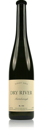 2018 Dry River Pinot Gris Martinborough New Zealand