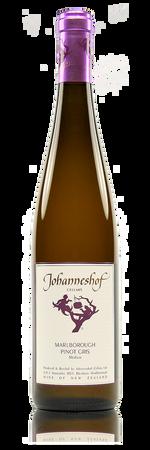 Johanneshof Pinot Gris Marlborough New Zealand