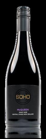 Soho McQueen Pinot Noir Central Otago New Zealand