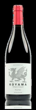 Koyama Williams' Vineyard Pinot Noir Waipara New Zealand